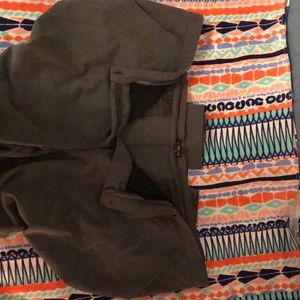 George Pants - Charcoal gray slacks